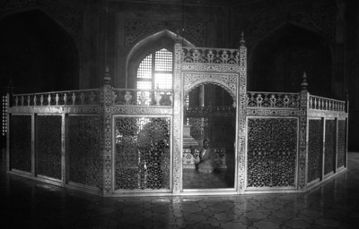 The marble screen