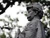 Civil War soldier, Chelsea, Michigan
