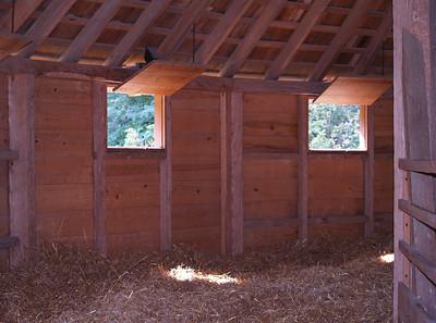 Virginia. Mount Vernon. Barn