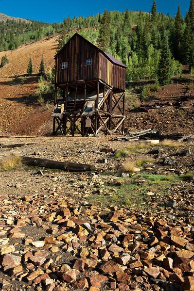 Chattanooga Mine Structure (Colorado)