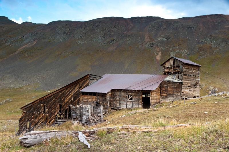 The Sound Democrat Mill (Colorado)