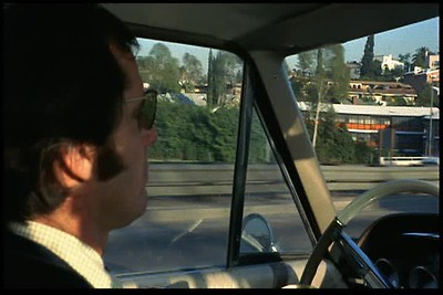 1970, Five Easy Pieces - 101 Hollywood Freeway