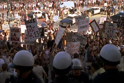 1968, Walkout - Downtown Day