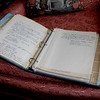 3. Most of the entries are written minutes of the meetings over many years, beginning in 1965. There are also a few old pictures, news clippings, lists of Trustees, along with a few old letters.