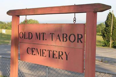 Mt Tabor Cemetery