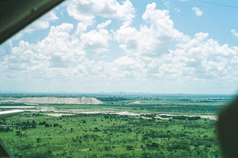 Mwadui aerial