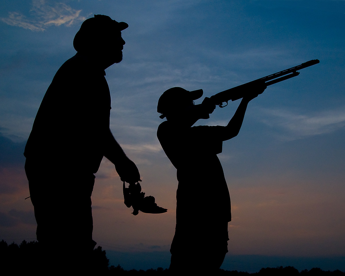 Me and Ethan. this pic won 3rd in the Alabama Outdoor 09 photo contest in the outdoor recreation category.