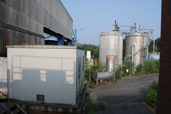 Aqueous Ammonia Tanks..remember at the end of the last album,we saw these.