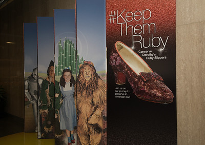 Ruby Slippers, Smithsonian