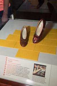 Ruby Slippers, Smithsonian