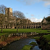 Fountain's Abbey, North Yorkshire