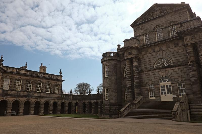 National Trust Seaton Delaval Hall