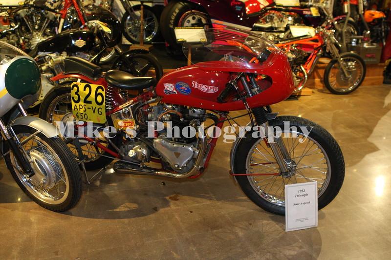 1952 Triumph 650