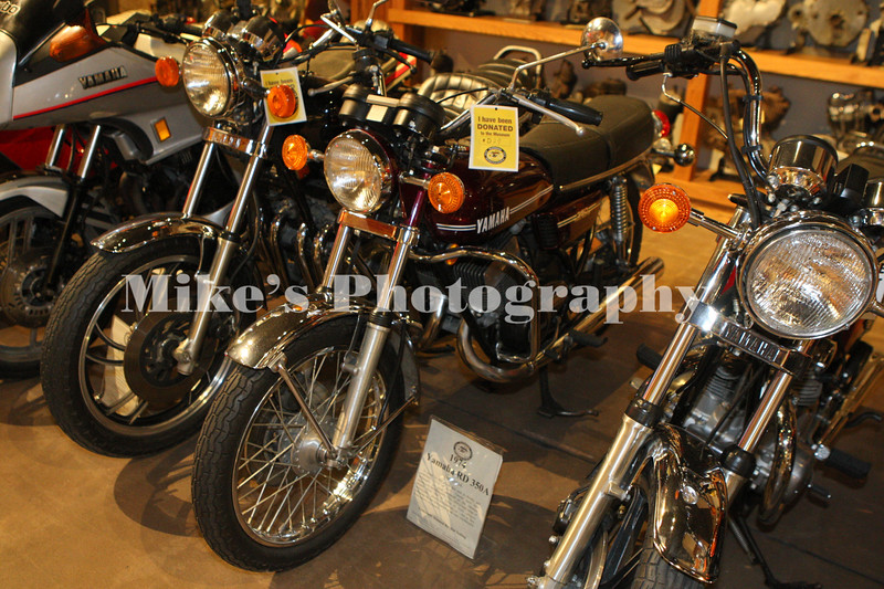 """1974 Yamaha RD 350. This """"little"""" 350 won the big Daytona several times agains the much larger 750 machinery"""