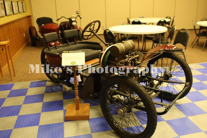 1913 Spacke Cycle Car