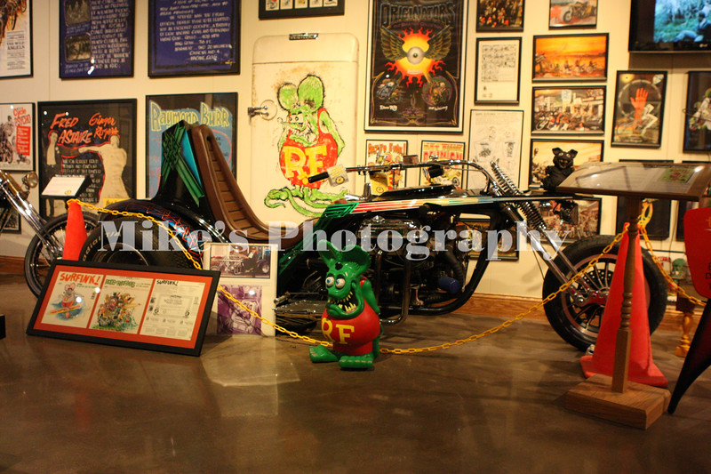 "Ed ""Big Daddy"" Roth bike"