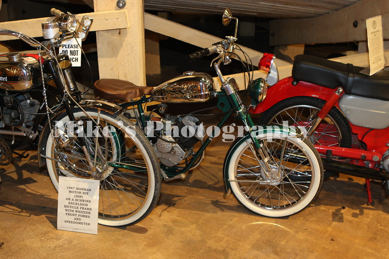 1947 Marman and a Whizzer