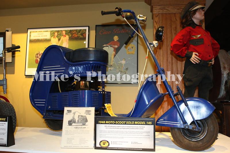 1948 Moto Scoot Solo