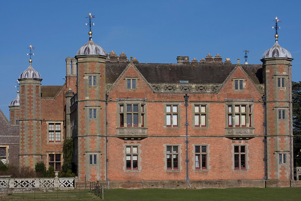 Warwickshire National Trust