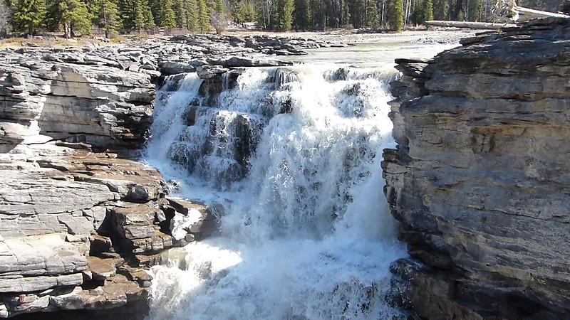 Athabasca River - BC