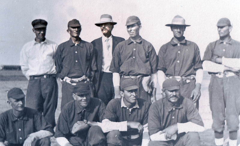 Beaver Valley Team - 1912