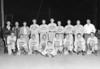 Chadron Elks baseball team - early 1950's