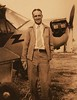 Undated photo of long-time Dawes County pilot Frank Snook