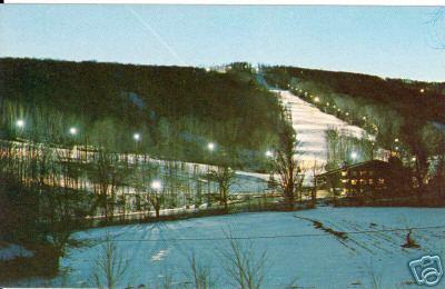 New Ashford Brodie Mt Ski Area