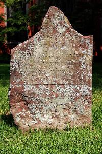 Christ Episcopal Church The churchyard
