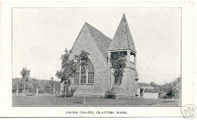 Clayton New Marlbough Church
