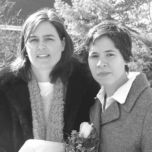 New Paltz same-sex weddings, Sept. 27, 2004