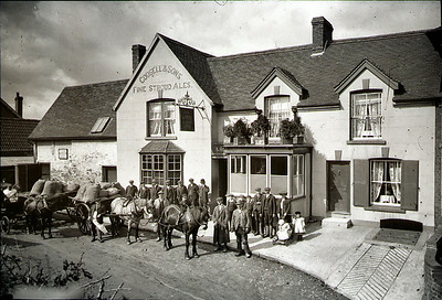Known today as The Kings Arms Pub.