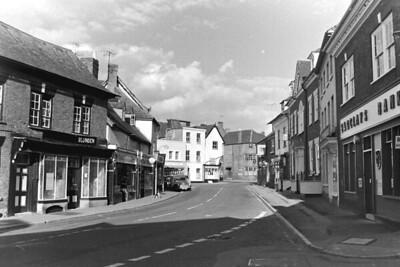 Broad Street towards Church Street