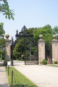 Gate to The Breakers