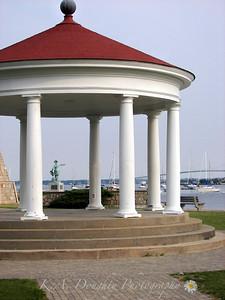 Rochambeau Monument in King's Park