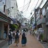 Another view of Yanaka ginza