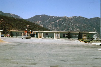 LA-78 Malibu Site - Admin Area-Battery Headquarters Bldg - Aug 1966