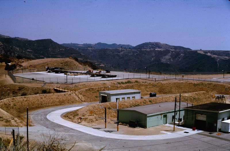 LA-78 Malibu Site- Launching Area - Aug 1966