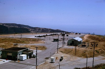 LA-78 Malibu Site - Launching Area - Aug 1966