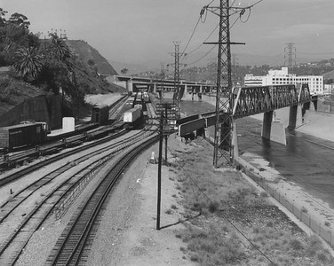 1988, Railroad Tracks and Trains