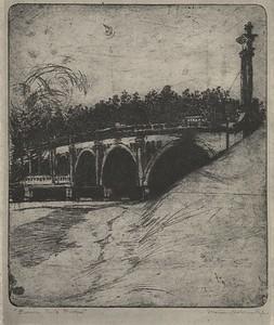 1916, Buena Vista Street Bridge
