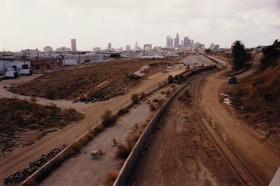 2000, LASHP Site from North Broadway Bridge