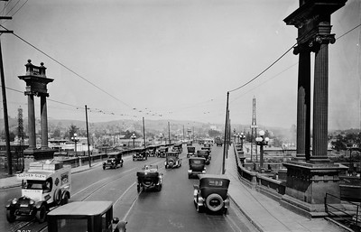 1924, North Broadway Street Bridge