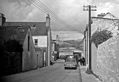 Pound St, Dunfanaghy.