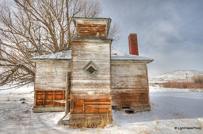 Idaho Schoolhouse