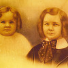 3. Her first two children were Jesse James, born March 9, 1896, and Frank James, born Sept 28, 1899. This might show the esteem that was still felt in many quarters of the state, after the exploits and death of Jesse and Frank James.  The outlaw Jesse James died in 1882, but his brother Frank was still living when Betty's boys were born.