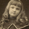 13. Lovely little Fontella Lortz at about age 5.