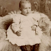 10. Lena was certainly a beautiful baby, as seen here. She had an older brother, Arlie Lortz, who was born January 4, 1898 and died June 9, 1898. He is also buried at Oak Lawn, beside Lena. I have never seen a picture of Arlie.