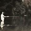 20. Dad fishing. He would have been about 25 in 1938.