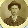2. William 'Bud' Barrett, son of John Clinton and Sarah Baldwin Barrett, was born on November 11, 1882. When Bud was about 13 or 14 years old, perhaps as seen above, they moved from Gainesville to West Plains, MO.